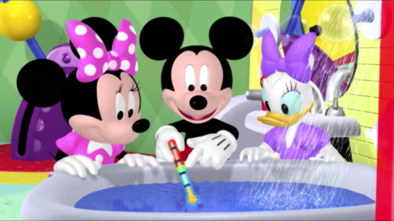 Сборник   Танцуем и поем в Клубе Микки Мауса  мультфильм Disney