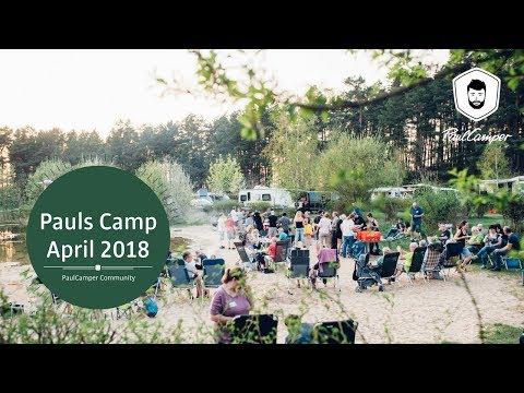 Pauls Camp - Campingexperten tauschen sich aus