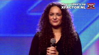 X FACTOR 2011 -  auditie Jamila