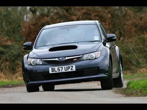Subaru Impreza STi vs Mitsubishi Evo X