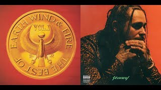 Earth Wind Fire X Post Malone September Congratulations Press Play