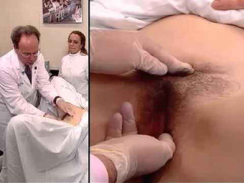 Female Bi Manual Examination by Dr  Mark H  Swartz