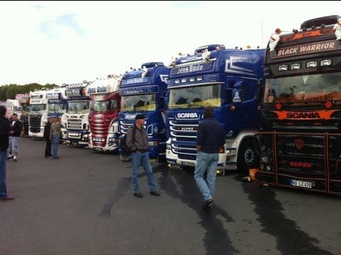 Truckerfestival Geiselwind 2013