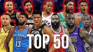How Many Current Players Are Already Top 50 All-Time?
