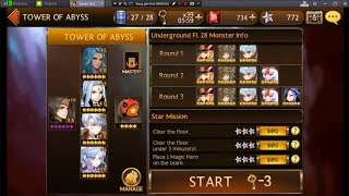 download lagu Seven Knights Tower Of Abyss Floor 28 Season 11 gratis