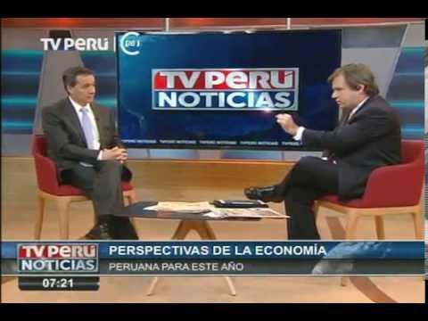 Ministro de Economía Alonso Segura conversó con Tv Perú, aquí la entrevista completa