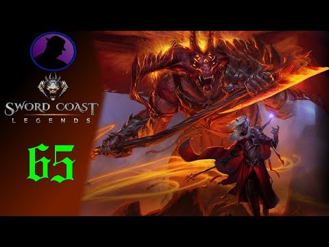 Let's Play Sword Coast Legends - Ep. 65 - More Amazing Stealth!