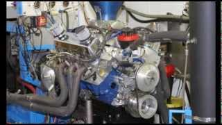 Ford Racing Z460 Engine Dyno