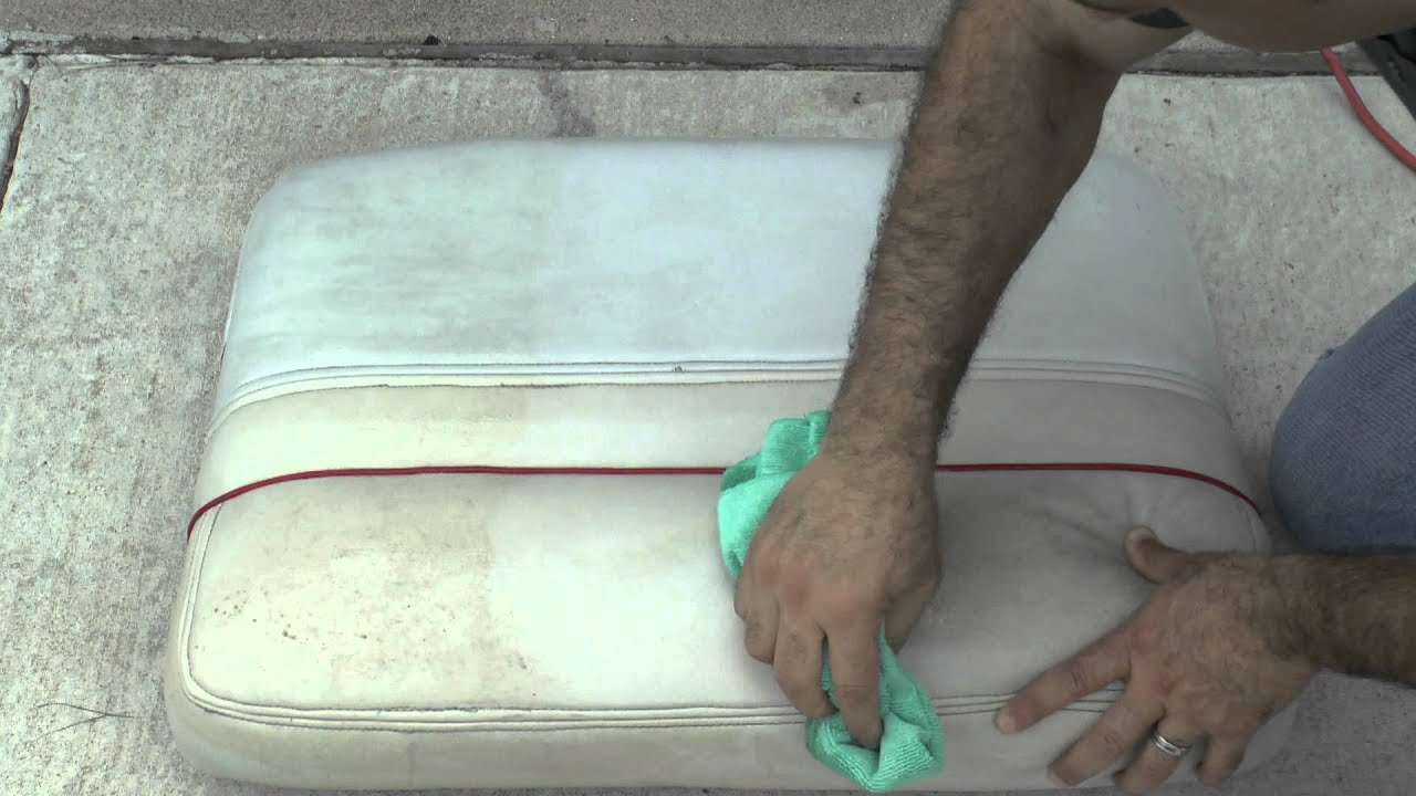 wipe out vinyl cleaner   boat interior and vinyl cleaning