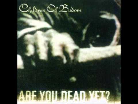Children Of Bodom - Are You Dead Yet (album)