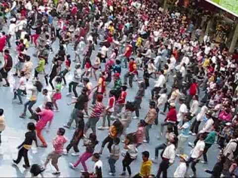Mall Of Asia Flash Mob Dance video