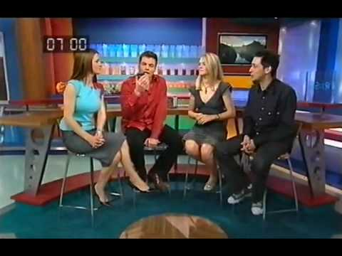 RISE - Start of first episode - 2002
