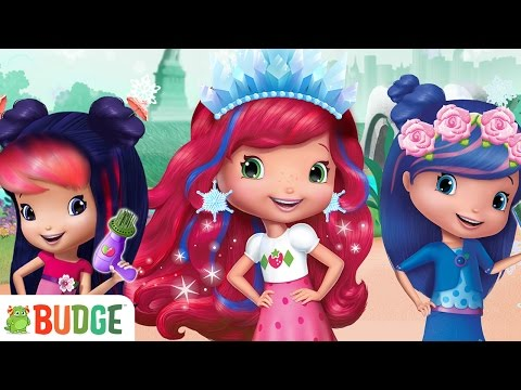 Strawberry Shortcake Holiday Hair APK Cover
