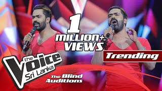 Nipun De Silva - Bulleya | Blind Auditions | The Voice Sri Lanka