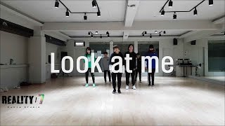 [BASIC] Troyboi - Look at me (Choreography) HipHop / K-pop cover class video