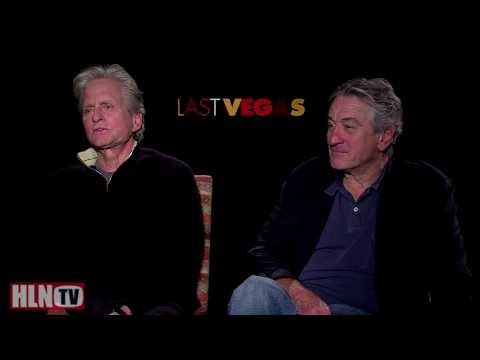 LAST VEGAS interview: Michael Douglas & Robert De Niro