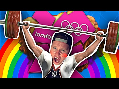 I BROKE THE WORLD RECORD! (London 2012 Olympics)