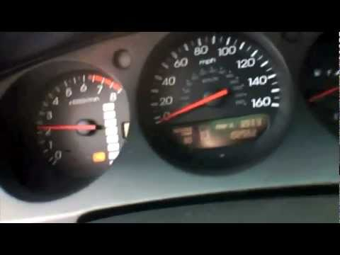 2002 Acura TL 3.2L 0-60 Attempt (Slipping Transmission) - 102K