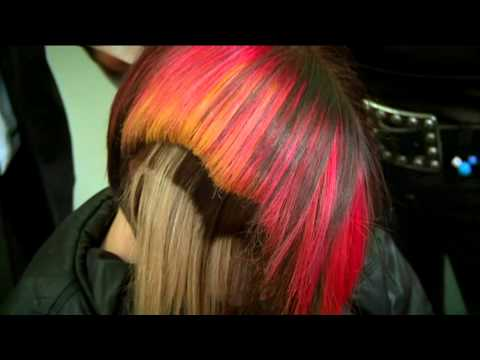 MOTIE RUBIN hair dressing academy- 2013 -  מוטיה רובין אקדמיה לעיצוב שיער בתערוכת קוסמוביוטי