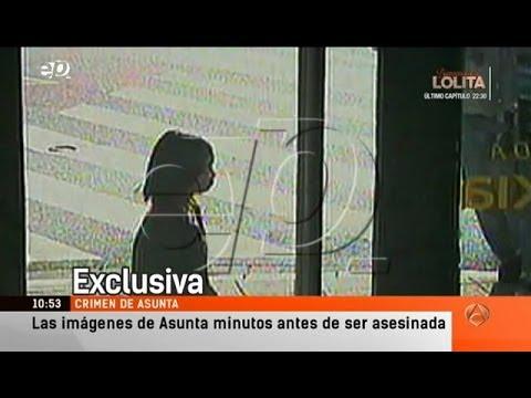 Espejo Público - Última imagen de Asunta Basterra antes de ser asesinada
