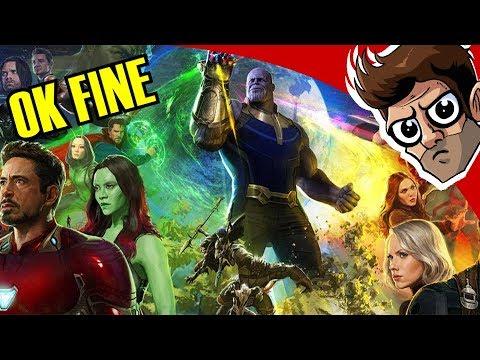 Ok Fine I'll Talk About Infinity War (First Half Spoiler Free) - Lyle Rath