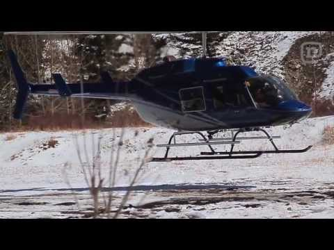 Roner Vision: 800-ft Snowmobile BASE Jump For Shane McConkey