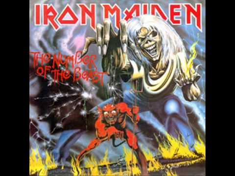 Iron Maiden - Songs from 1980-1989 (Somewhere Back in Time The Best of 1980-1989)