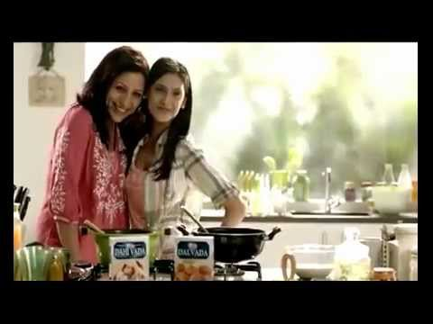 Gits Dahivada Moong Dalvada Television Commerical Cooking in 3 easy steps – YouTube.flv