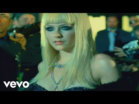 Avril Lavigne - Hot video