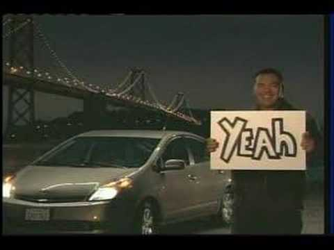 Prius Yes Commercial