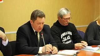 Отчётно выборная конференция федерации спортивной гимнастики