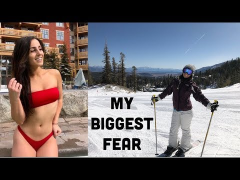 Facing My Biggest Fears (Mental and Physical Challenge)