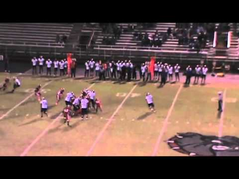 Jared Salinas - Borger High School - WR/DB/Ath