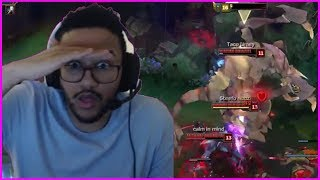 This is How They Farm Raid Boss in League of Legends - Best of LoL Streams #215