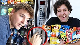 HOW TO HACK ANY VENDING MACHINE!!