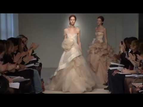 Vera Wang Spring 2012 Bridal: Runway