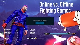 Online Saved Fighting Games, Online Killed Fighting Games