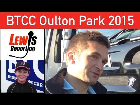 Colin Turkington - TeamBMR - BTCC Oulton Park 2015