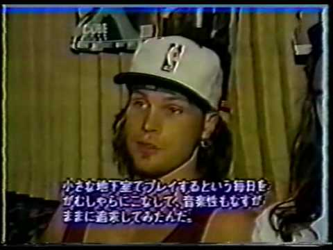 Pearl Jam - Jeff Ament and Mike McCready Interview (Texas, 1992)