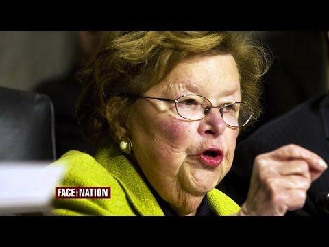 Bob Schieffer on retiring Sen. Barbara Mikulski