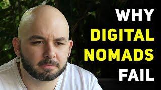 Why Digital Nomads Fail