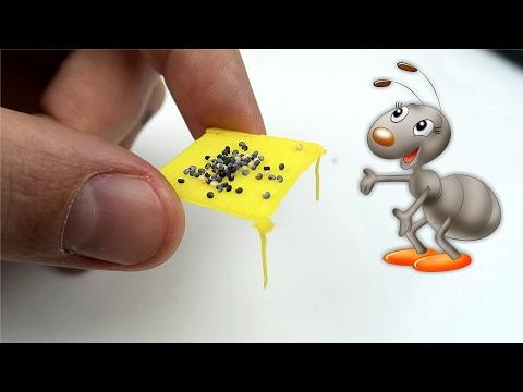 3D РУЧКА, рисую кормушку для муравьев!  Alex Boyko