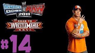 SOS - Smackdown VS Raw 2011 John Cena Road To Wrestlemania Ep. 14