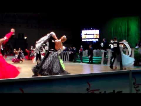 semifinale michela e antonio danze standard b1