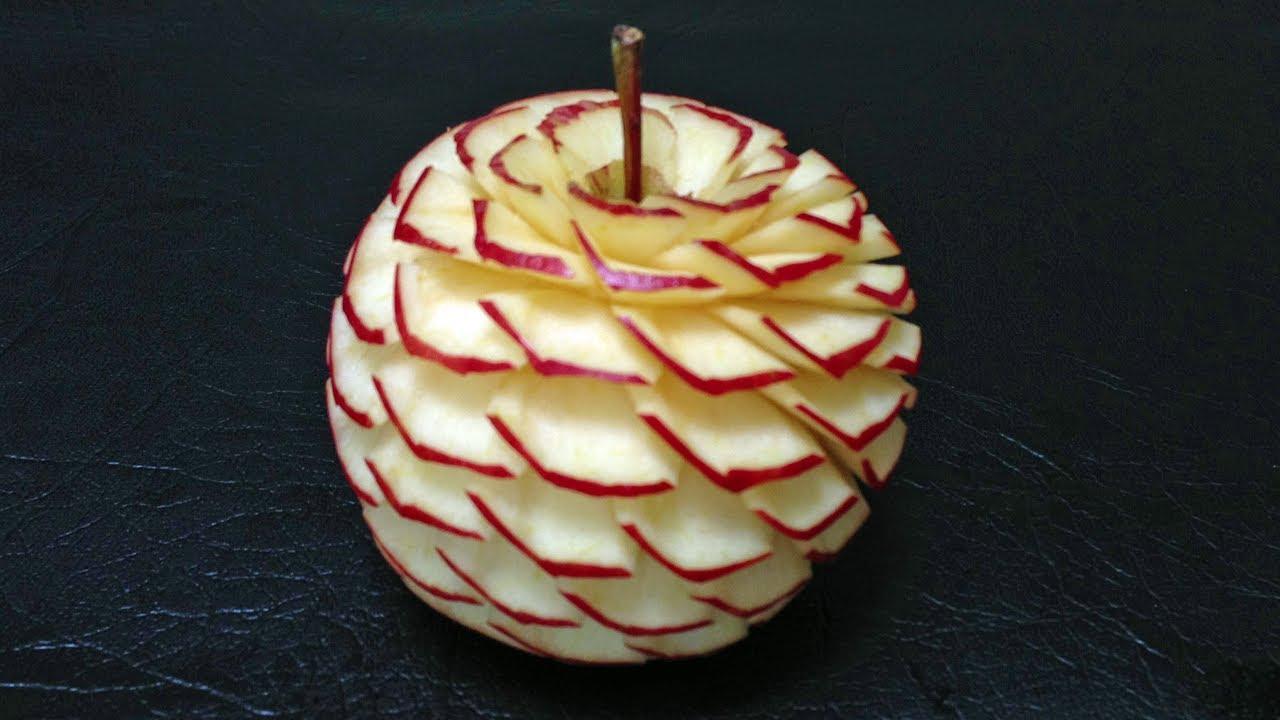 Apple Simple Rose Petals Design - Int Lesson 6 By Mutita ...