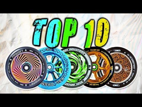 TOP 10 BEST PRO SCOOTER WHEELS 2017