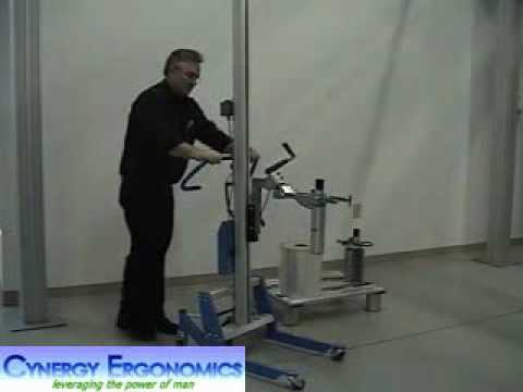 Lifting Heavy Rolls - Mobile Manipulator