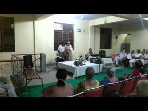 Lakdi ki kathi kathi pe ghoda live by Shlok Vaidya