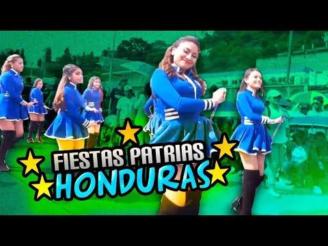 Desfiles patrios Honduras 15 de septiembre 2018 #2