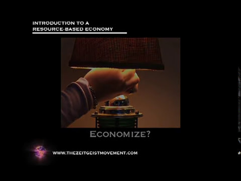 An Introduction to a Resource-Based Economy
